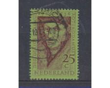 1969 - LOTTO/8838U - OLANDA - ERASMO DA ROTTERDAM - USATO