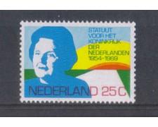 1969 - LOTTO/8840 - OLANDA - STATUTO DEL REGNO