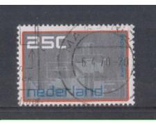 1970 - LOTTO/8842U - OLANDA - EXPO OSAKA - USATO