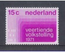 1971 - LOTTO/8849 - OLANDA - CENSIMENTO POPOLAZIONE