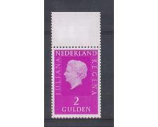 1969 - LOTTO/8832D - OLANDA - 2 g. REGINA GIULIANA