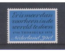1972 - LOTTO/8860 - OLANDA - I.R. THORBECKE