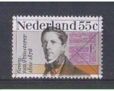 1976 - LOTTO/8893 - OLANDA - VAN PRINSTERER