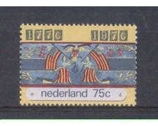 1976 - LOTTO/8894 - OLANDA - BICENTENARIO USA
