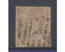 1867 - LOTTO/9625LU - PORTOGALLO - 240r. LILLA - USATO