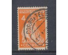 1926 - LOTTO/9679CU - PORTOGALLO - 4c. ARANCIO - USATO