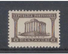 1935 - LOTTO/9696C - PORTOGALLO - 6c. BRUNO - NUOVO