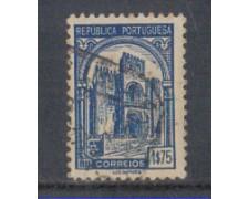 1935 - LOTTO/9696IU - PORTOGALLO - 1,75e. AZZURRO - USATO