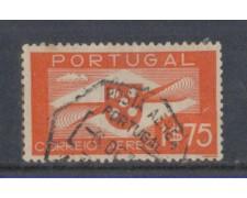 1936 - LOTTO/9697BU - PORTOGALLO - 1,75e. POSTA AEREA - USATO