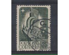 1940 - LOTTO/9706CU - PORTOGALLO - 25c. MONARCHIA - USATO