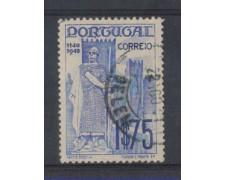 1940 - LOTTO/9706HU - PORTOGALLO - 1,75e. MONARCHIA - USATO