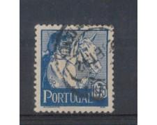 1941 - LOTTO/9708IU - PORTOGALLO - 1,75e. COSTUMI REGION.- USATO