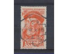 1945 - LOTTO/9715EU - PORTOGALLO - 1e. NAVIGATORI - USATO