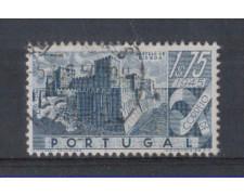 1946 - LOTTO/9720FU - PORTOGALLO - 1,75e. CASTELLI - USATO