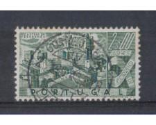 1946 - LOTTO/9720GU - PORTOGALLO - 2e. CASTELLI - USATO