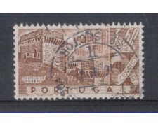 1946 - LOTTO/9720HU - PORTOGALLO - 3,50e. CASTELLI - USATO