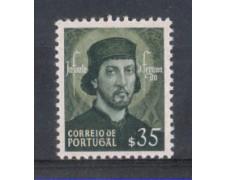1949 - LOTTO/9729CDF - PORTOGALLO - 35c. DON FERNANDO da BF.