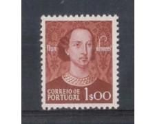 1949 - LOTTO/9729EDF - PORTOGALLO - 1e. NUNO ALVAREZ DA BF.