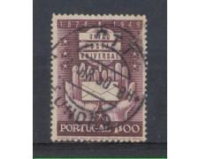 1949 - LOTTO/9731AU - PORTOGALLO - 1e. U.P.U. - USATO