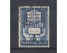 1949 - LOTTO/9731BU - PORTOGALLO - 2e. U.P.U - USATO