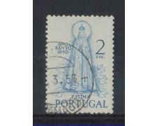 1950 - LOTTO/9732CU - PORTOGALLO - 2e. ANNO SANTO - USATO