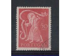 1950 - LOTTO/9733BU - PORTOGALLO - 50c. - S.GIOVANNI - USATO
