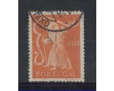 1950 - LOTTO/9733DU - PORTOGALLO -  1,50e. SAN GIOVANNI - USATO