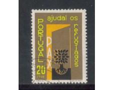 1960 - LOTTO/9770AU - PORTOGALLO - 20c. RIFUGIATO - USATO