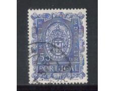 1960 - LOTTO/9773AU - PORTOGALLO - 50c. UNIVERSITA' DI EVORA - U