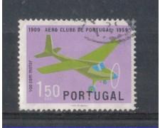 1960 - LOTTO/9771BU - PORTOGALLO - 1,50e. AERO CLUB - USATO