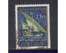 1960 - LOTTO/9774BU - PORTOGALLO - 2,50e. ENRICO AVIZ - USATO
