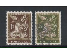 1962 - LOTTO/9783U - PORTOGALLO - SAN GABRIELE - USATI