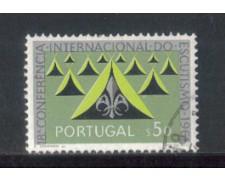 1962 - LOTTO/9784AU - PORTOGALLO - 50c. SCOUTS - USATO
