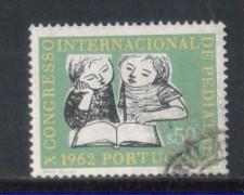 1962 - LOTTO/9785AU - PORTOGALLO - 50c. PEDIATRIA - USATO