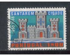 1970 - LOTTO/9843AU - PORTOGALLO - 1e. CITTA' DI COVILHA - USATO