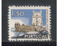 1972 - LOTTO/9955CU - PORTOGALLO - 1,50e. MONUMENTI - USATO
