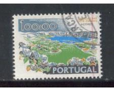 1972 - LOTTO/9955HU - PORTOGALLO - 100e. MONUMENTI - USATO