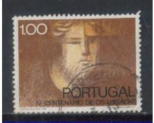 1972 - LOTTO/9964AU - PORTOGALLO - 1e. COMOENS - USATO