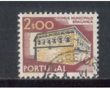 1974 - LOTTO/POR1222U - PORTOGALLO - 2e. MONUMENTI - USATO