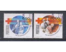1979 - LOTTO/POR1445CPU - PORTOGALLO - SANITA' 2v. - USATI