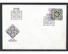 1981 - LOTTO/POR1514FD - PORTOGALLO - MAIOLICHE II° - FDC