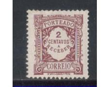 1915 - LOTTO/PORST23L - PORTOGALLO - 2c. SEGNATASSE - T/L