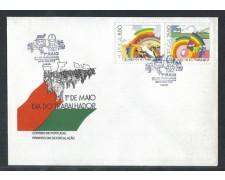 1981 - LOTTO/POR1507FD - PORTOGALLO - FESTA LAVORATORI - FDC