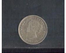 1893 - LOTTO/MCAN1893 - 5 CENTESIMI ARGENTO
