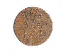 1719 - LOTTO/MSVE1719 - SVEZIA - 1 OR