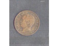 1884 - LOTTO/MPOR1884 - PORTOGALLO - 10 REIS LUIZ I°