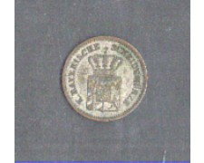 1862 - LOTTO/MGBAV1862 - GERMANIA BAVIERA - 1 KREUZER