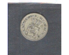 1865 - LOTTO/MGBAV1865 - GERMANIA BAVIERA - 3 KREUZER