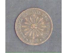 1869 - LOTTO/MURU1869H - URUGUAY - 2 CENTESIMOS - ZECCA - H-