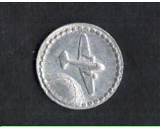 1944 - LOTTO/MGET6 - BUONO MENSA AEROPLANI CAPRONI